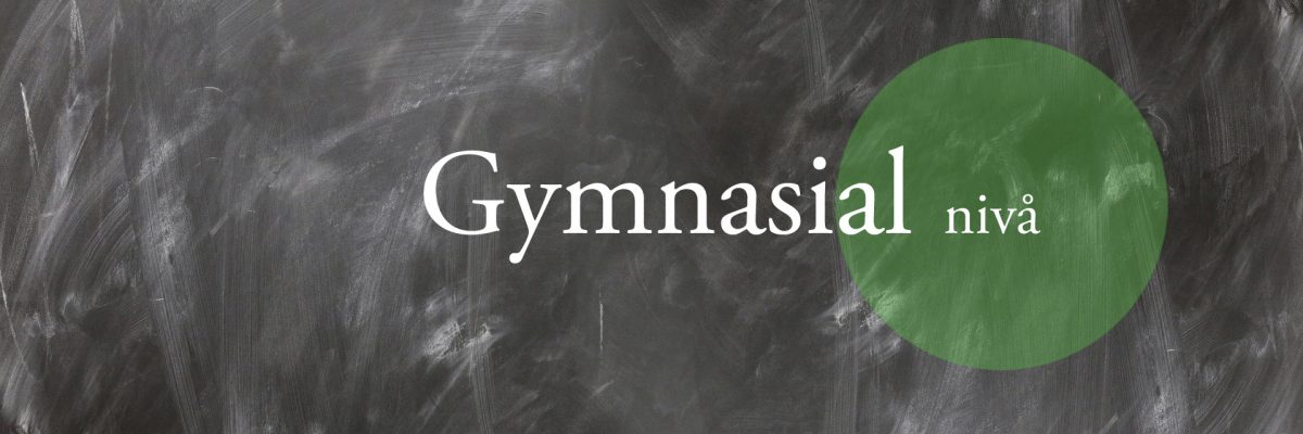 gymnasial
